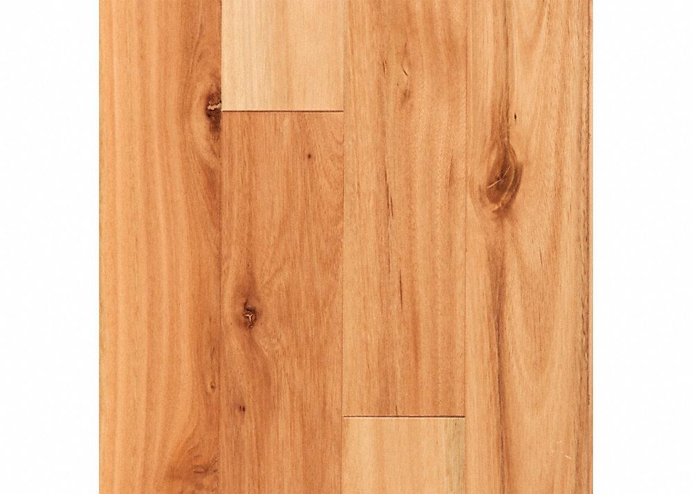 9 16 x 3 natural eucalyptus builder 39 s pride lumber for Builders pride flooring installation
