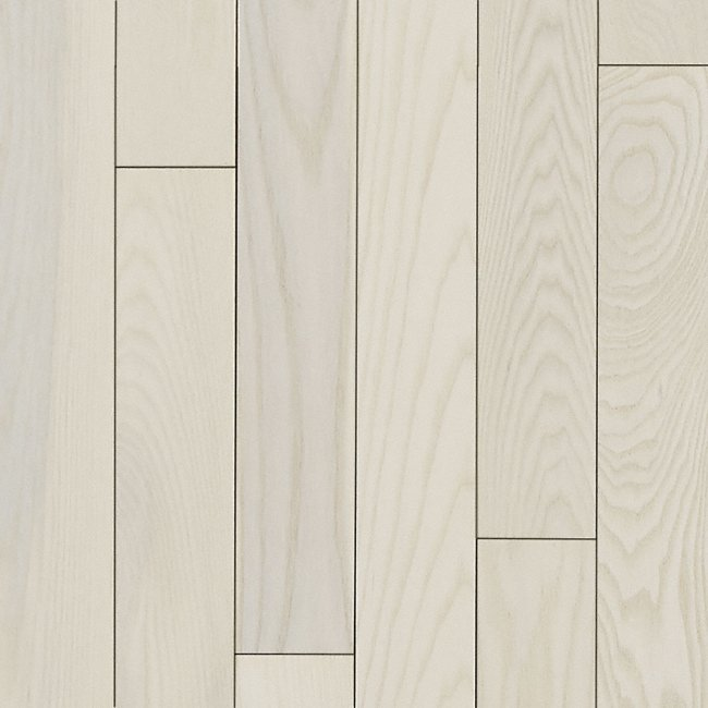 Bellawood 3 4 Quot X 5 Quot Matte Carriage House White Ash