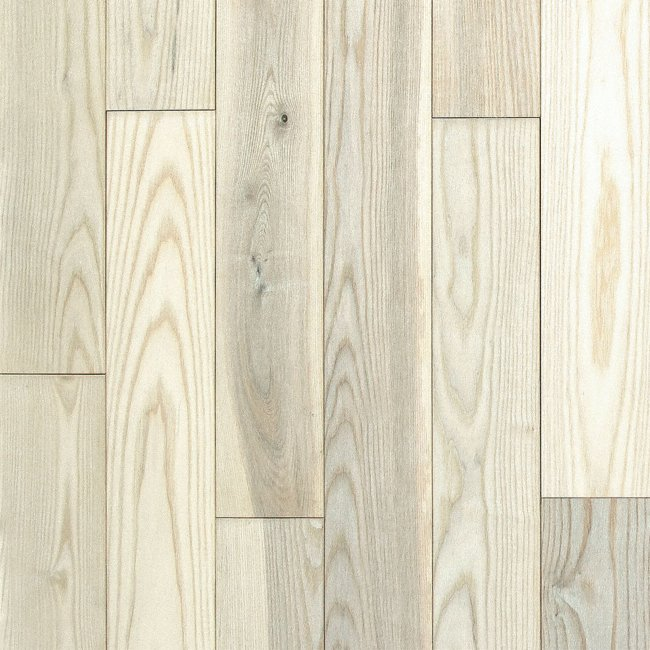 3 4 X 5 Matte Carriage House White Ash Solid Hardwood Flooring