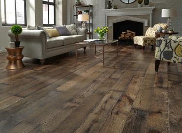 3 8 x 7 westcott oak mayflower engineered lumber for Coreluxe engineered vinyl plank reviews