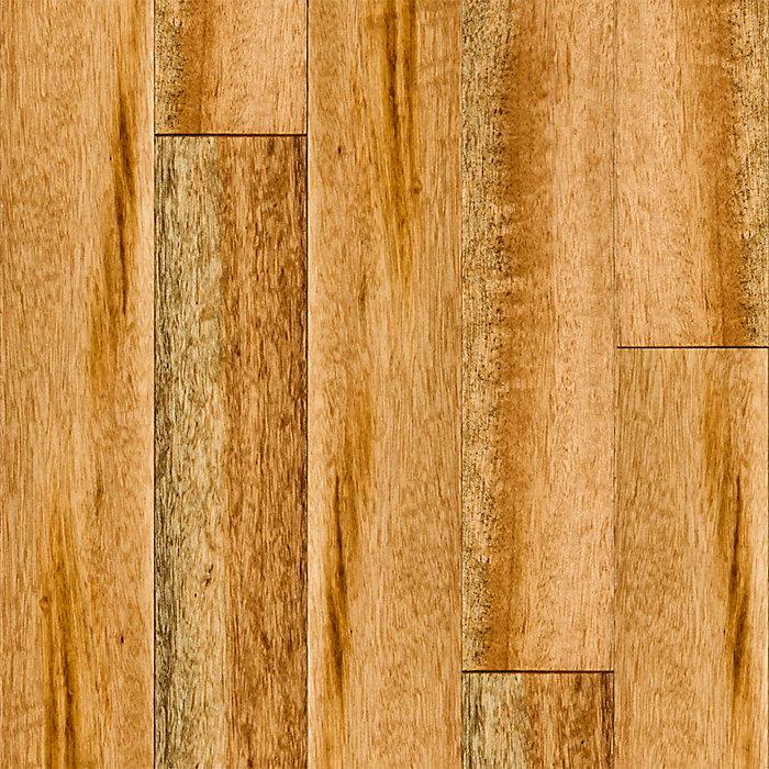 3 4 x 3 1 4 sancho bay brazilian koa builder 39 s pride for Builders pride flooring installation