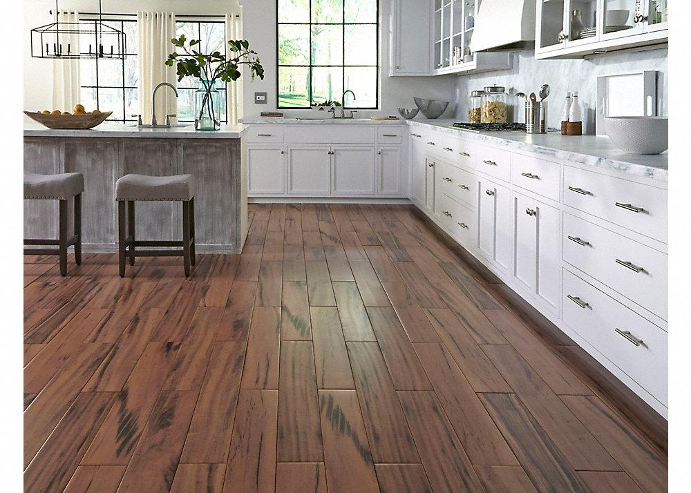 36 X 6 Elegant Wood Brazilian Koa Porcelain Tile Avella Xd Lumber Liquidators