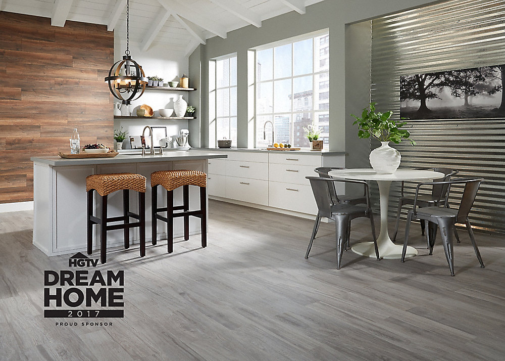 Avella 36 Quot X 6 Quot Oceanside Oak Gray Hd Porcelain Tile