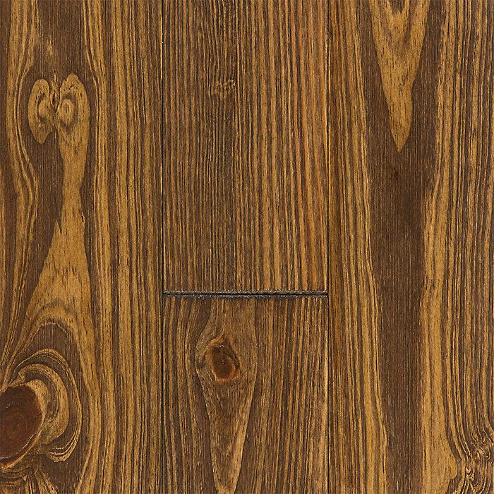 """Natural Maple Entranceway By Mullican Flooring Www: 3/4"""" X 5-1/8"""" High Sierra Pine - Mayflower"""