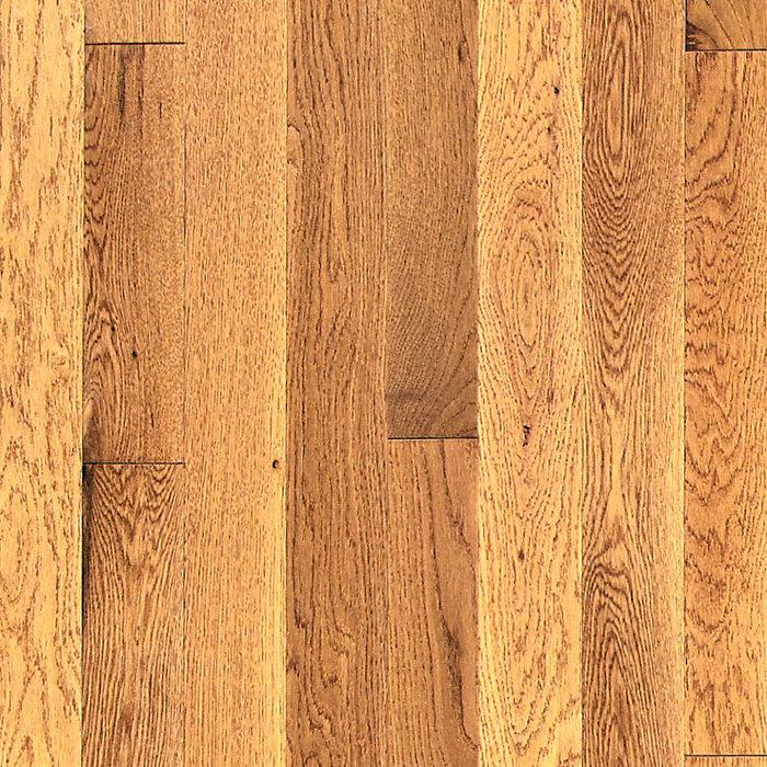 3 4 x 2 1 4 warm spice oak builder 39 s pride lumber for Builders pride flooring installation