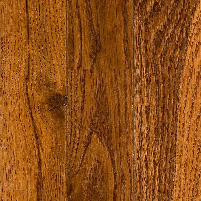 flooring hardwood case in floors length lock click home p x ft engineered thick varying wide gunstock legend oak sq