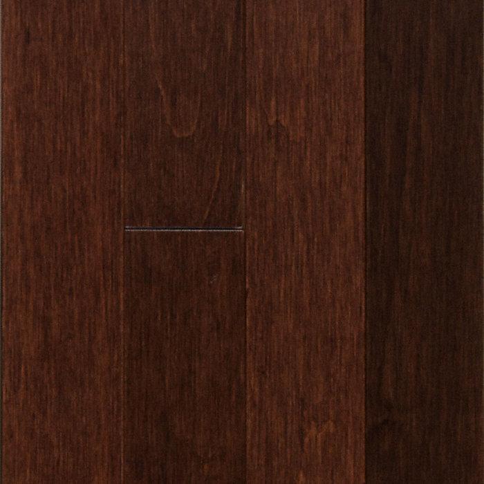 3 4 x 2 1 4 cherry spice maple builder 39 s pride for Builders pride flooring installation