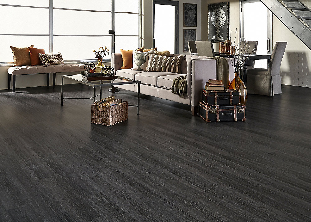 Coreluxe 5 5mm Coal Creek Oak Evp Lumber Liquidators