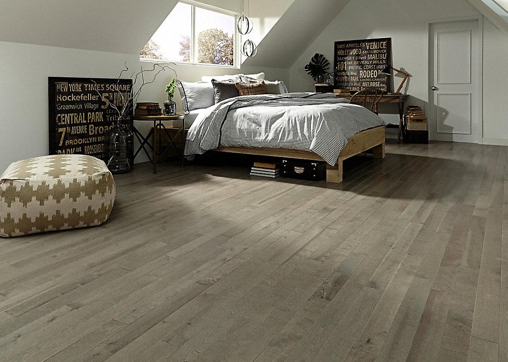 3 4 x 3 1 4 pebble island birch builder 39 s pride for Builders pride flooring installation
