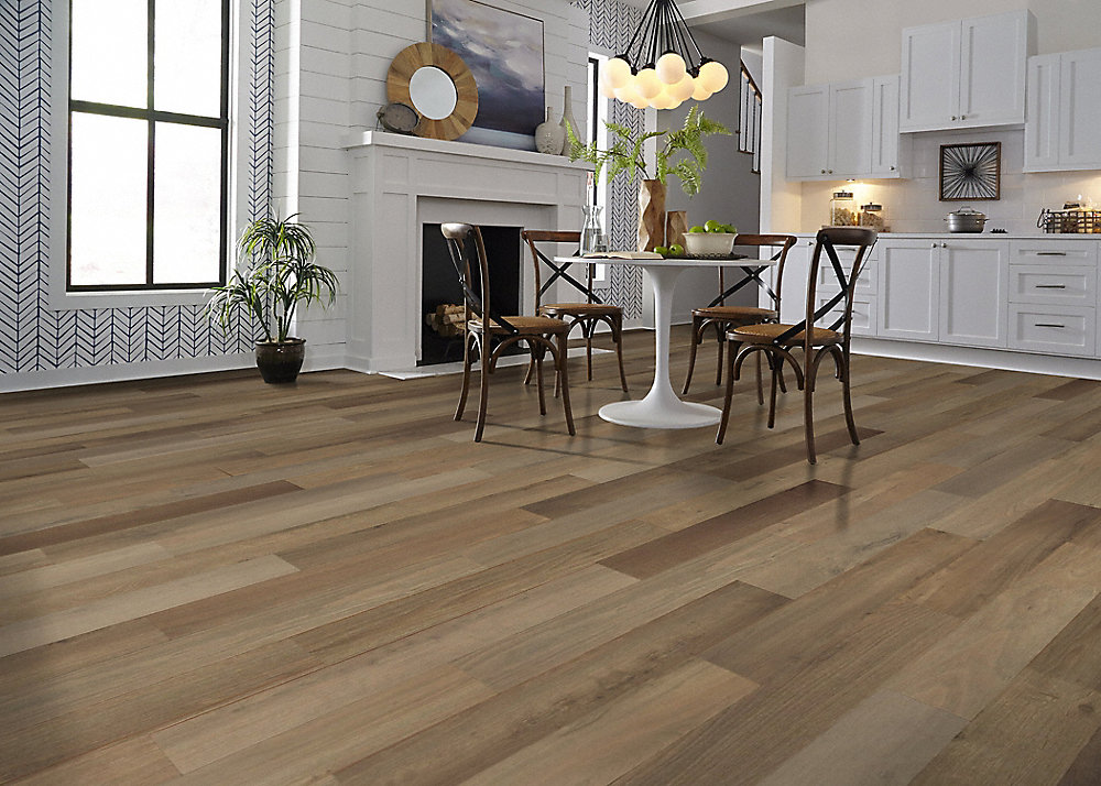 Dream Home 8mm Pewter Oak Lumber Liquidators Flooring Co