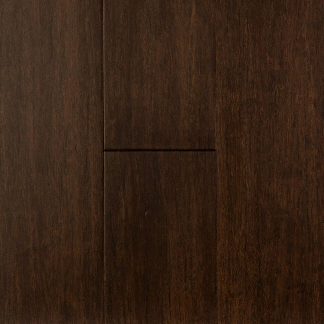 Morning star 3 8 x 5 1 8 engineered burnt umber bamboo for Morning star xd bamboo flooring