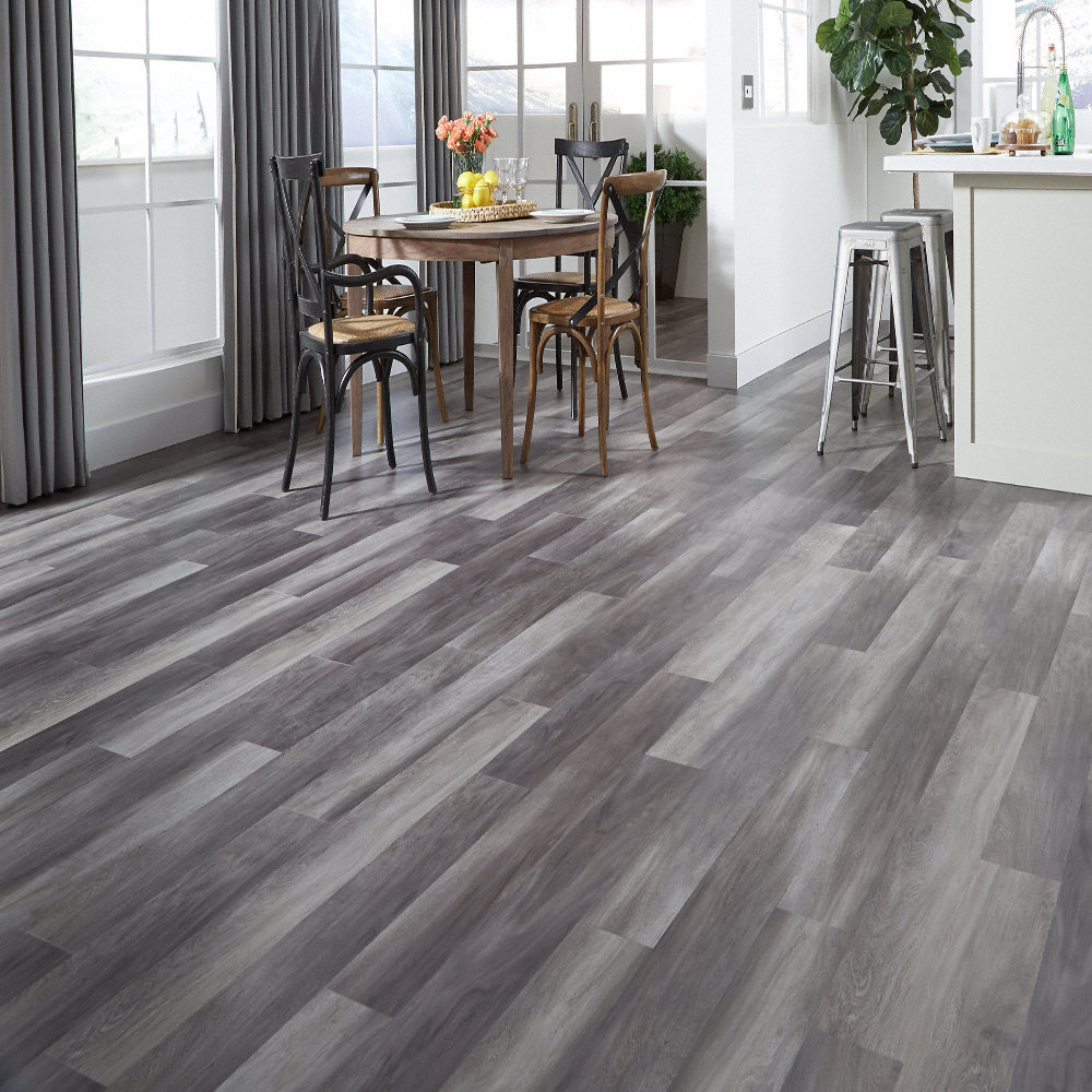 Tranquility 3mm Stormy Gray Oak LVP