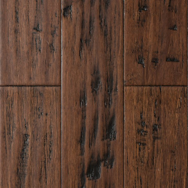 Bamboo Flooring Sedona Trail Distressed