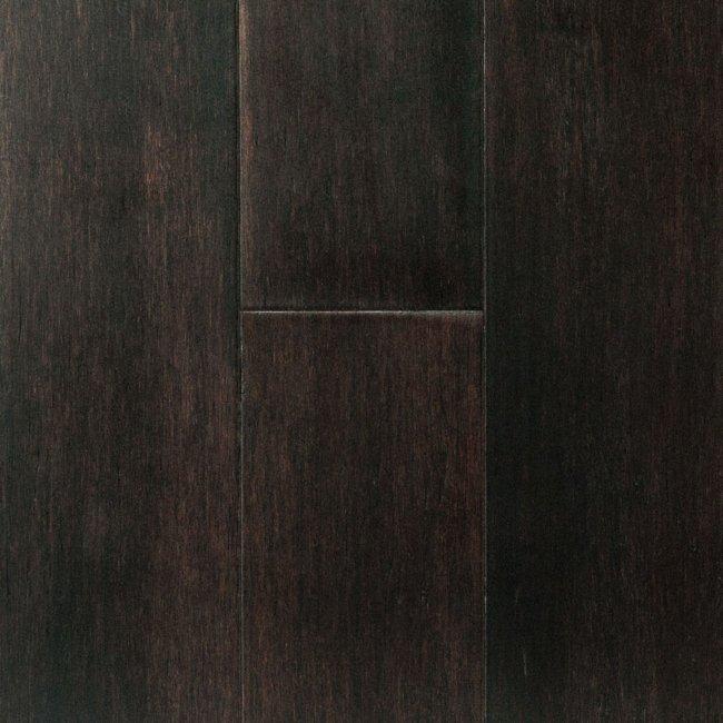 """Engineered Bamboo Wood Flooring: 3/8"""" X 3-7/8"""" Engineered Shadow Bamboo"""