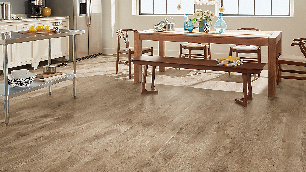 Tranquility Ultra 5mm Riverwalk Oak Luxury Vinyl Plank