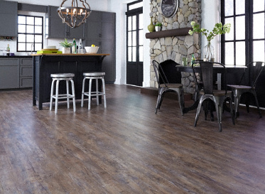 8mm watermans wharf pine evp coreluxe ultra lumber for Coreluxe engineered vinyl plank reviews