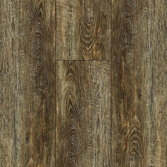 4mm rustic village oak evp coreluxe lumber liquidators for Evp plank flooring