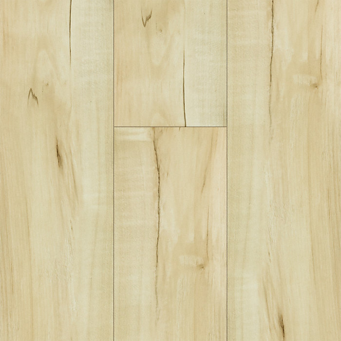 4mm natural maple evp coreluxe lumber liquidators for Evp flooring