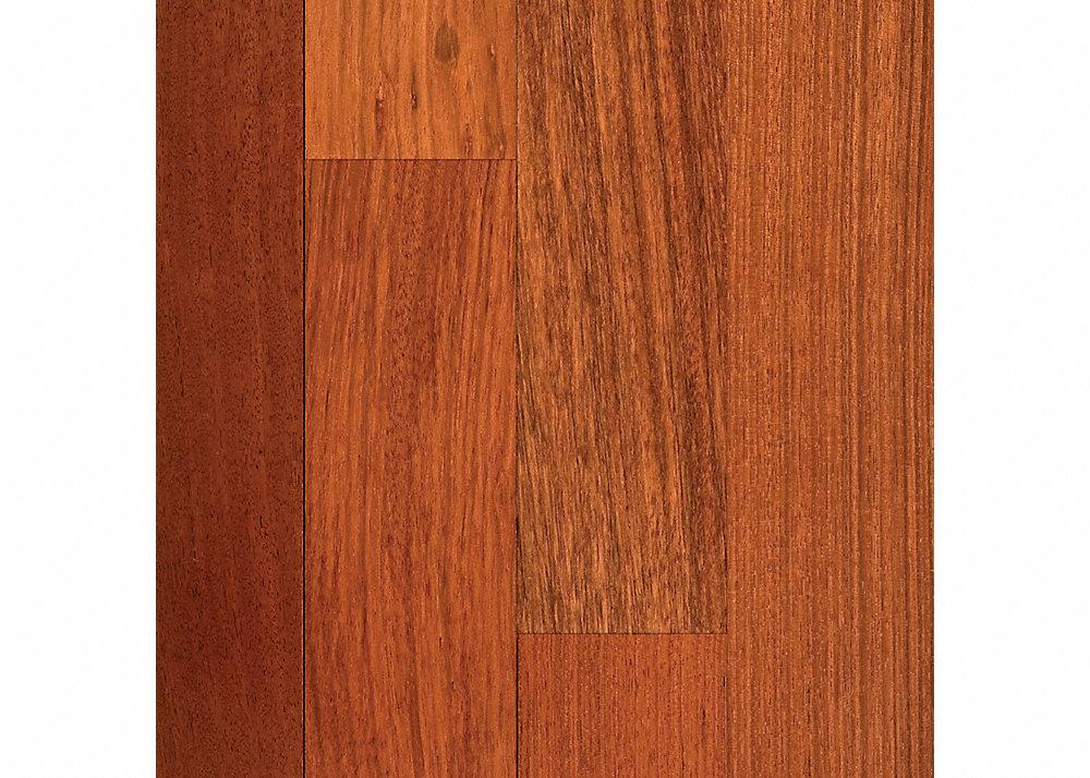 1 2 x 5 brazilian cherry builder 39 s pride engineered for Builders pride flooring installation