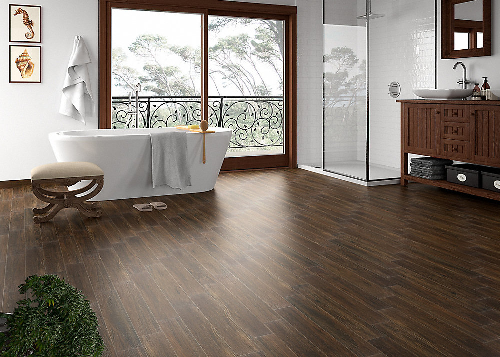 36 X 6 Autumn Oak Porcelain Tile Avella Lumber Liquidators