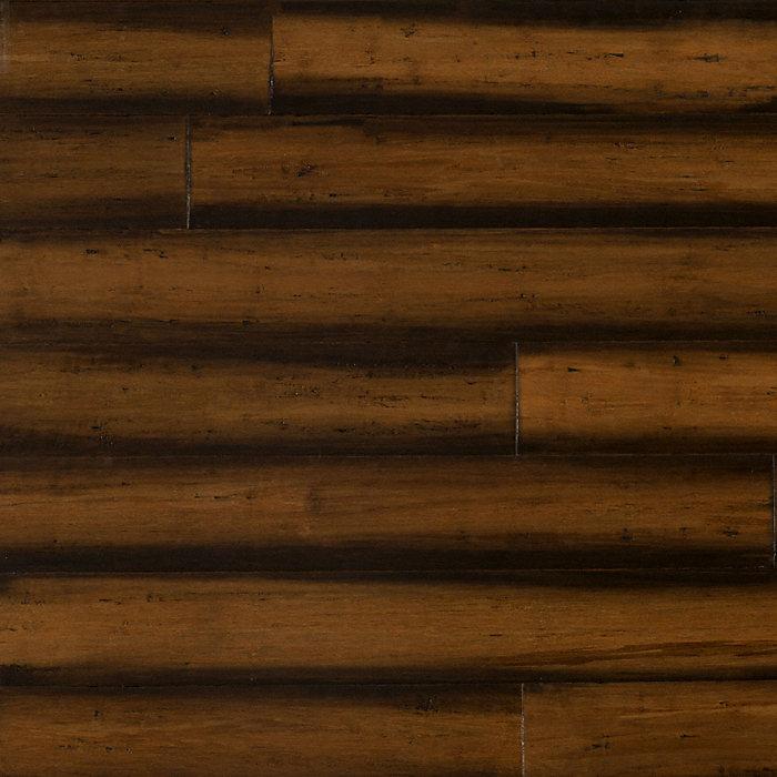"3/8"" x 5-1/8"" Engineered Cabana Gold Bamboo"
