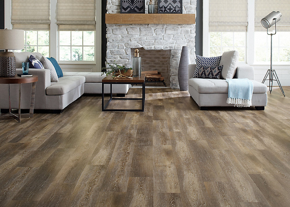 Beachcomber oak evp coreluxe lumber liquidators for Evp flooring