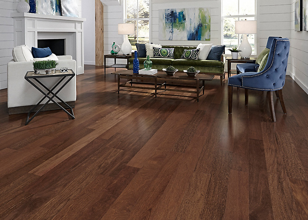 1 2 Quot X 5 1 8 Quot Brazilian Chestnut Bellawood Engineered