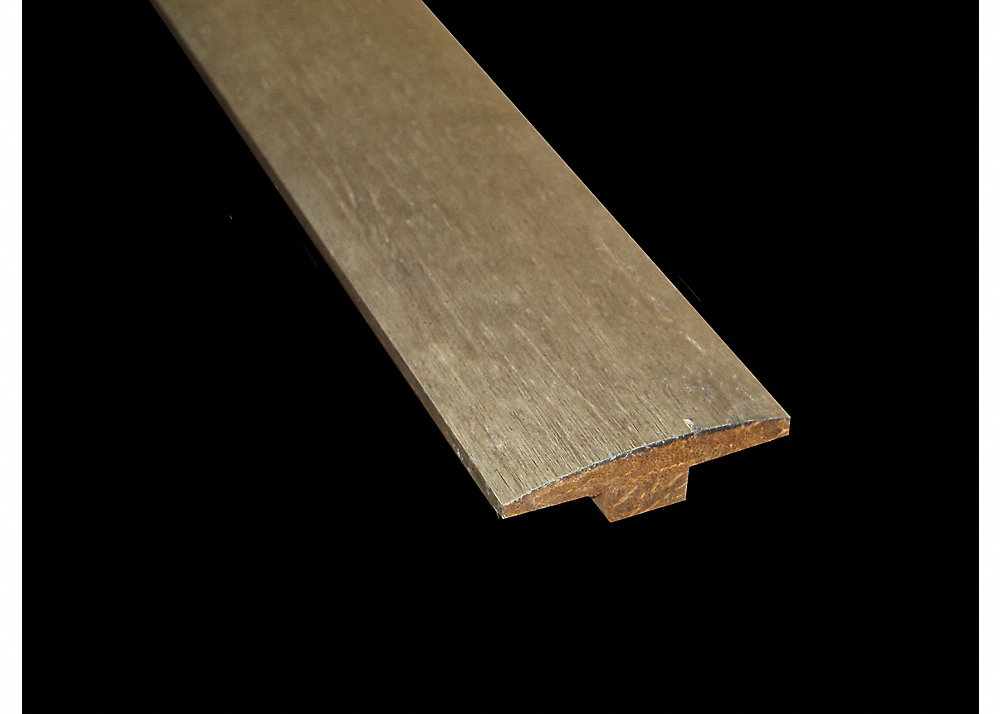 1 4 x 2 x 72 stonehouse manor t molding lumber for Stonehouse manor bamboo