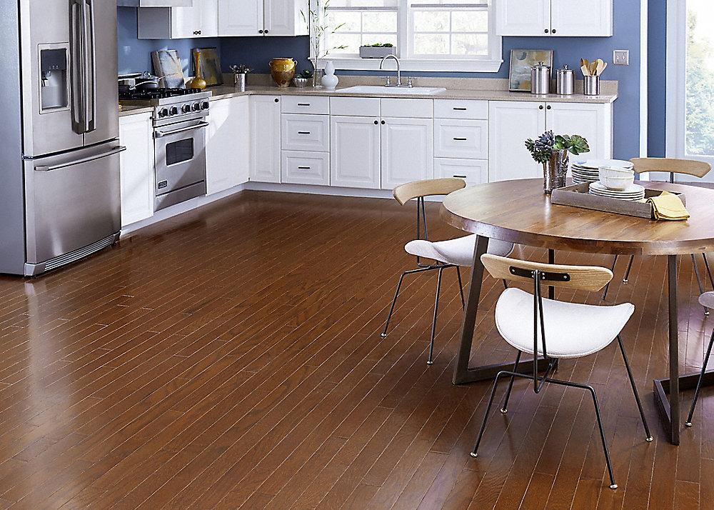 3 8 x 3 westwood oak builder 39 s pride engineered for Builders pride flooring installation