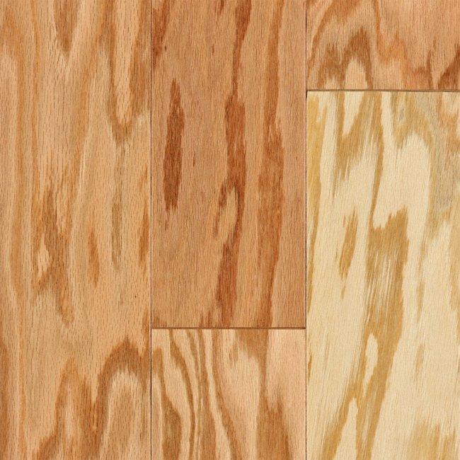 Red Oak Engineered Hardwood Flooring