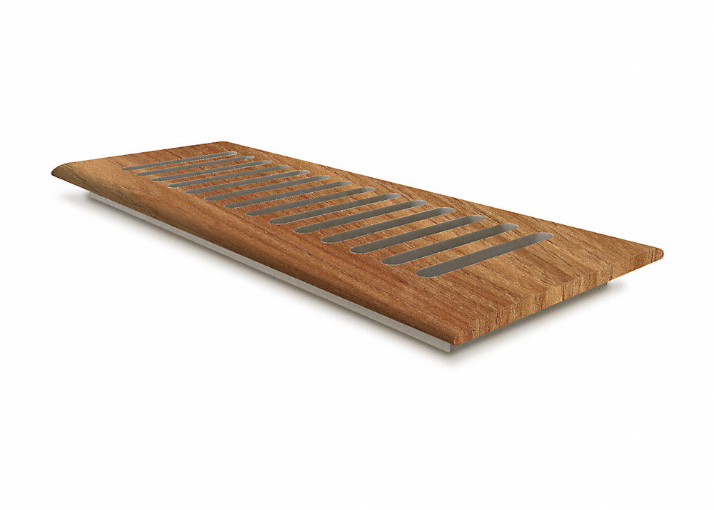 4 X 10 Heard County Hickory Drop In Grill Lumber