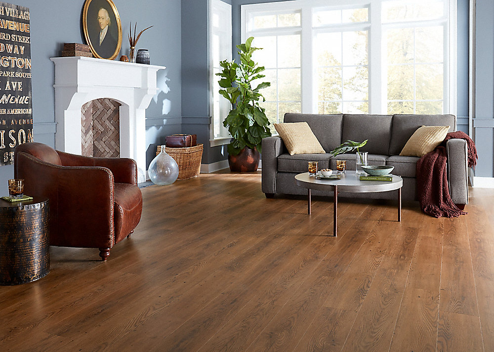 Coreluxe Ultra 7mm Walnut Hickory Evp Lumber Liquidators