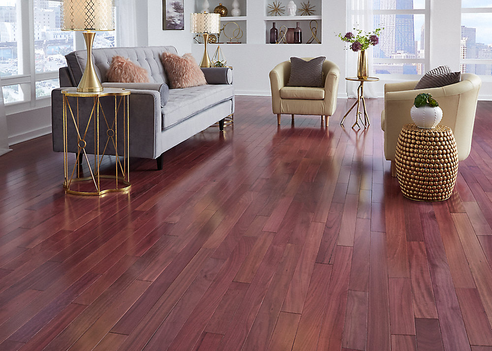 Bellawood 3 4 Quot X 5 Quot Select Purple Heart Lumber