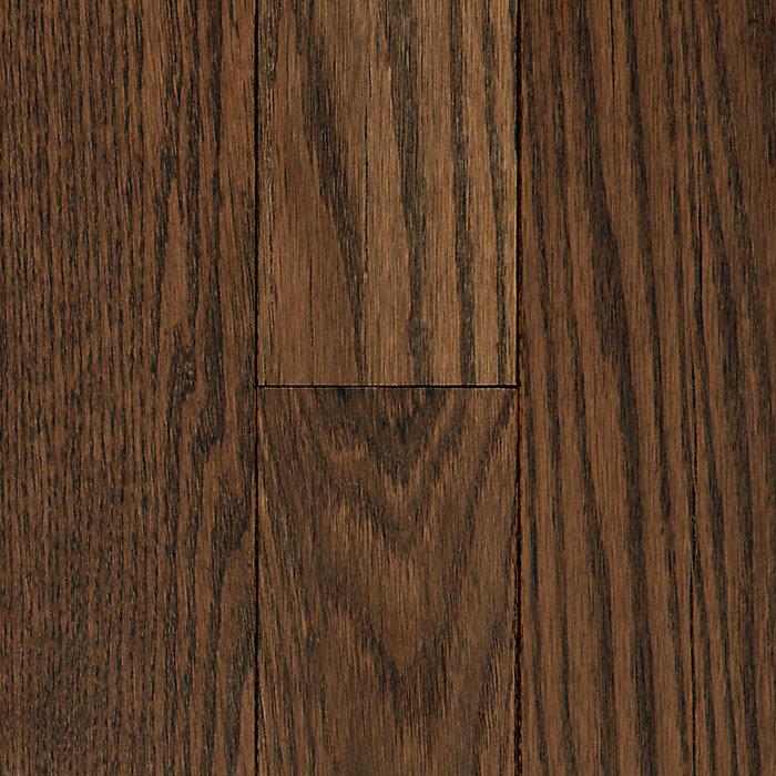 34 X 3 14 Cabin Grade Saddle Red Oak Major Brand Lumber