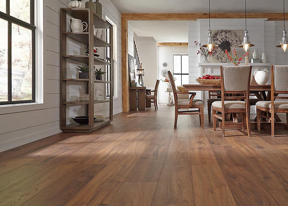 Dream Home X2o Water Resistant 14mm Skyline Oak Lumber