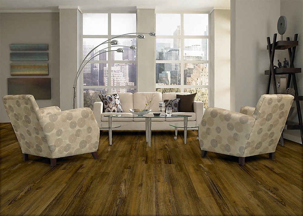 1.5mm North Perry Pine Peel & Stick Luxury Vinyl Plank Flooring