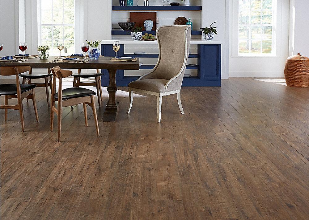 Dream Home Xd 12mm Pad Copper Sands Oak Lumber