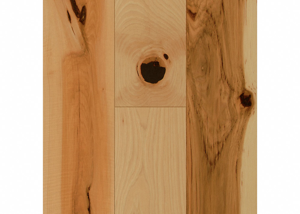 """1/2"""" x 5"""" Rustic Hickory"""