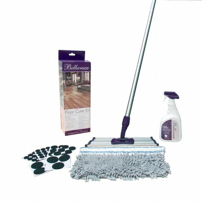 Bellawood Floor Care Maintenance Kit