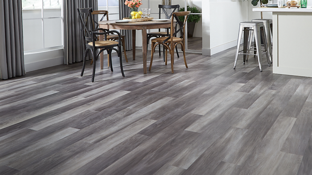 5mm Stormy Gray Oak Lvp Tranquility Ultra Lumber