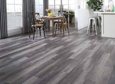 Tranquility Ultra 5mm Stormy Gray Oak Luxury Vinyl Plank