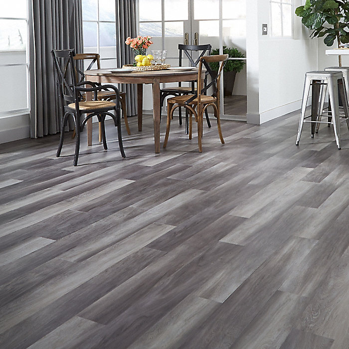 Tranquility Ultra 5mm Stormy Gray Oak