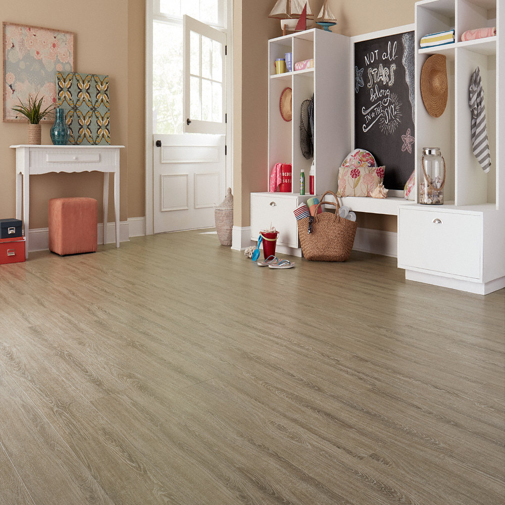 Parquet Flooring Lumber Liquidators: CoreLuxe XD 7mm+pad Beach Cottage Oak EVP