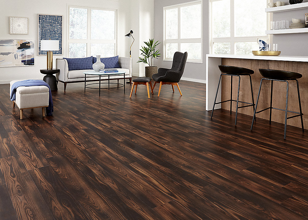 Coreluxe 5mm Bourbon Barrel Oak Evp Lumber Liquidators