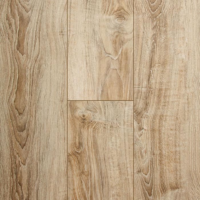 Lumber Liquidators Quiet Walk: Dream Home XD 12mm+pad Seashell Oak