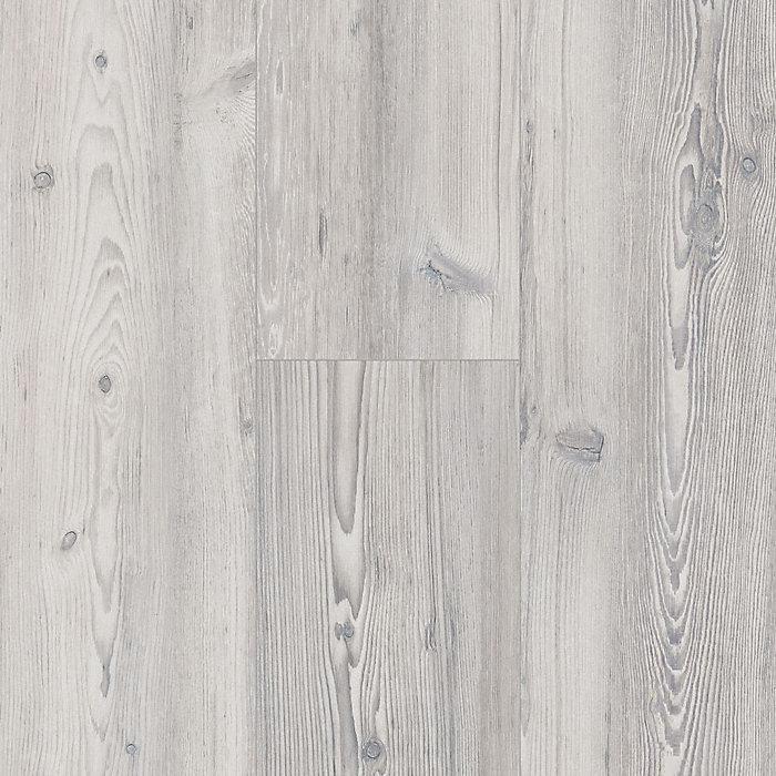 12mm White Grey Pine Laminate Flooring