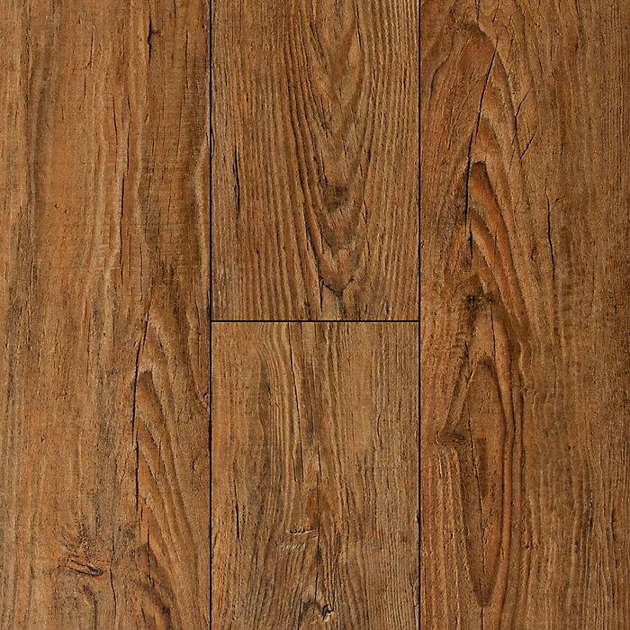 1.3mm Apple Cider Hickory Luxury Vinyl Plank Flooring