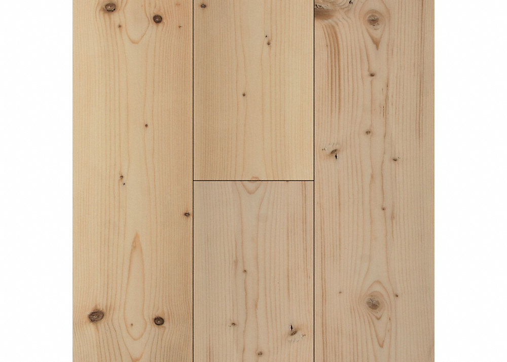 5mm Natural Pine Luxury Plank Flooring - 30 year warranty