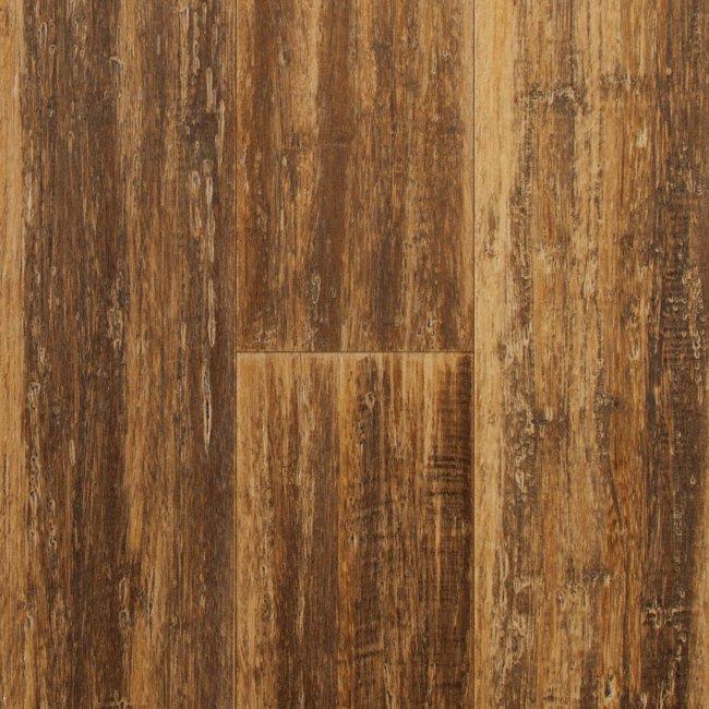 Bamboo Flooring Caramel Glaze Strand