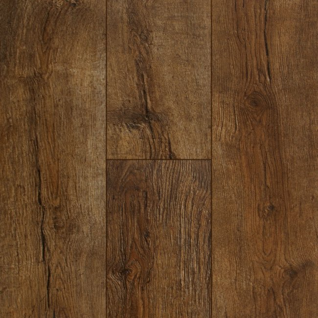 12mm Pad Copper Ridge Chestnut Laminate Flooring